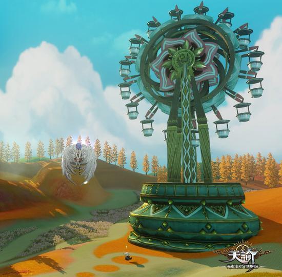 《天谕》妖精园游会
