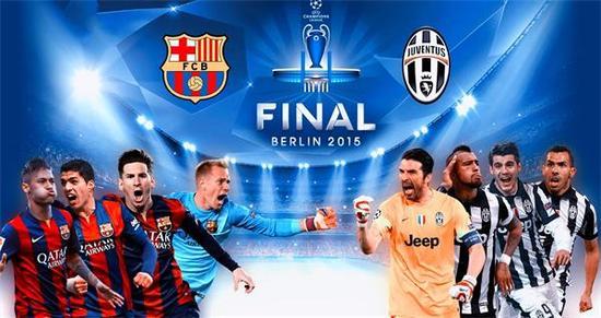 开赛时间:2015-06-07 02:45-欧冠提醒 尤文后防失大将 近9场欧冠保持