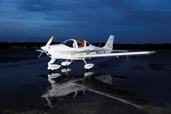 最亲民的私人飞机 轻型运动飞机