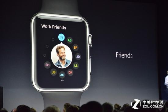 WWDC2015:苹果手表Watch OS新功能汇总
