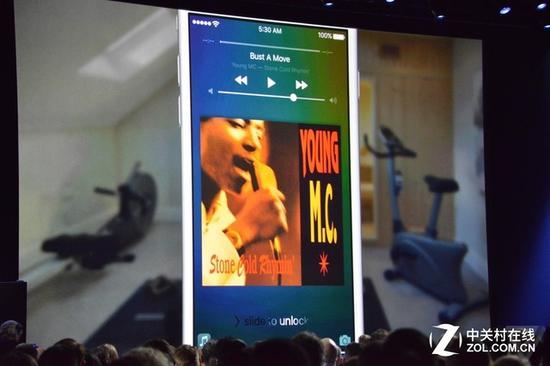 iOS9中Siri更智能 具备强大搜索能力