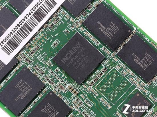 原厂横扫入门级SSD OCZ ARC100对比评测