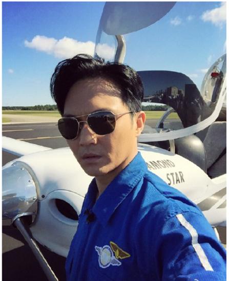 首档训练私人飞机驾驶