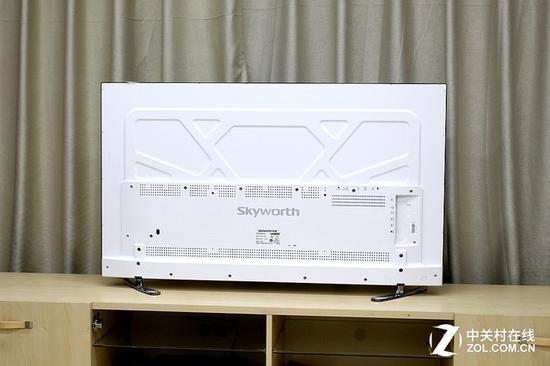 创维55G7200电视测试!