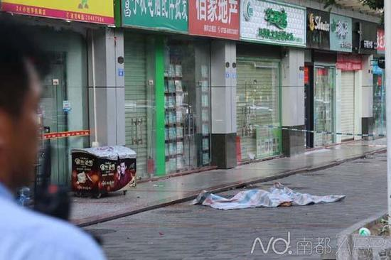 端午突发惨剧 深圳男子杀死妻女岳母后跳楼身亡