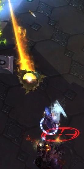 魔兽6.2新本地狱火堡垒BOSS攻略:鸦人艾斯卡