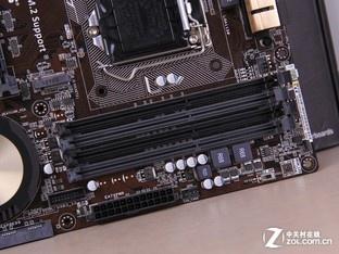华硕[ASUS]Z97-A 内存插槽