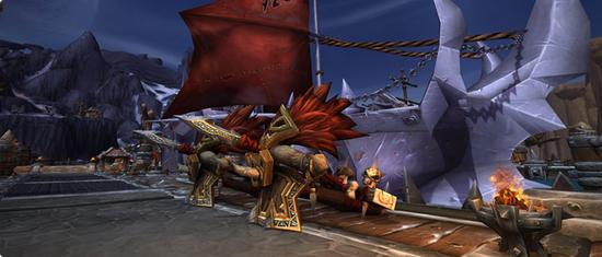 魔兽6.2要塞船坞最强舰队介绍
