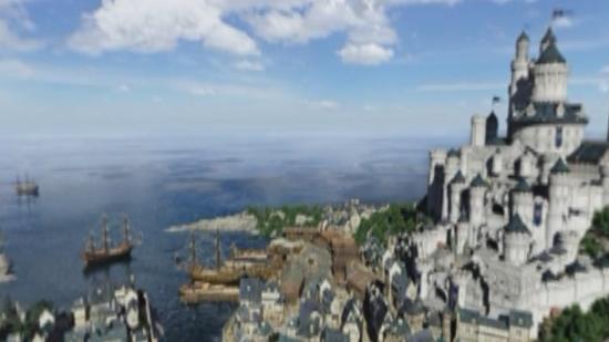 魔兽世界电影等不及?手机上可预览暴风城全景
