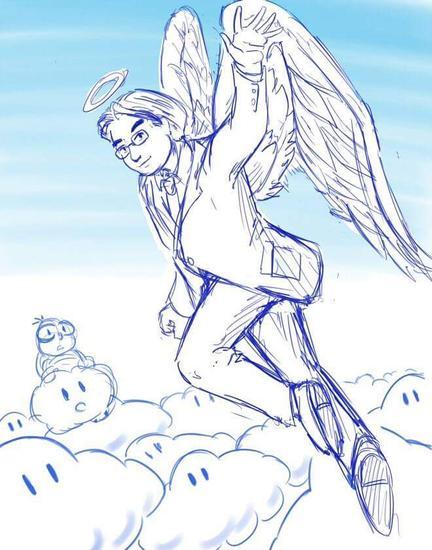 愿岩田聪在天堂安好