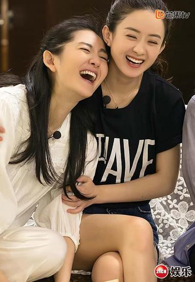 """《偶像來了》林青霞變野孩子 蔡少芬當""""逗比"""""""