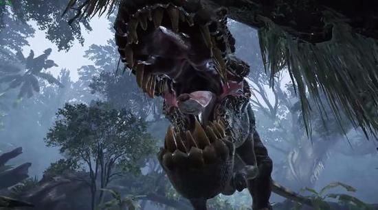 《重返恐龙岛》游戏画面图片