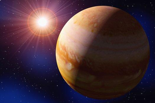 流年木星入本命盘12宫的影响