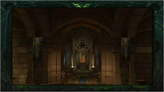 魔兽7.0:全新职业大厅携手冠军打造神器