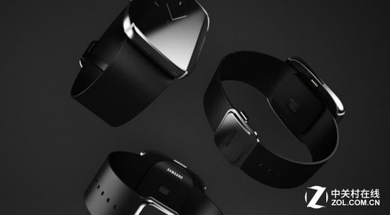 双曲面屏+金属边框 三星手表设计图曝光