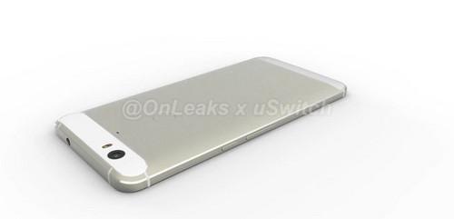 华为Nexus新机渲染图也曝光 比LG版好看第4张图