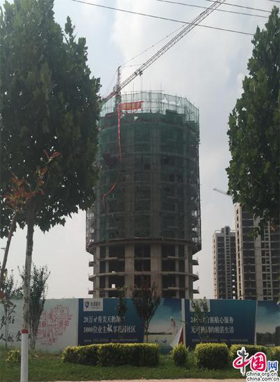 河北广平东湖御景项目瞒报一起一人死亡安全事故