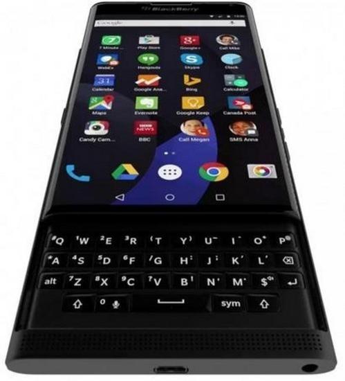 黑莓Android机再曝光 内置豪华全家桶