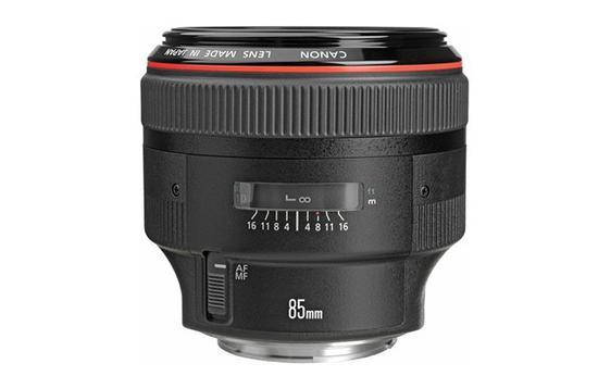 佳能正开发新85L镜头 或明年9月photokina发布
