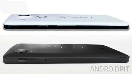 LG Nexus新机侧面渲染图曝光 续航增强