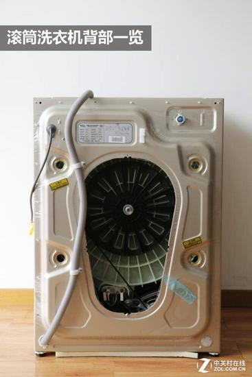 tcl洗衣机拆解