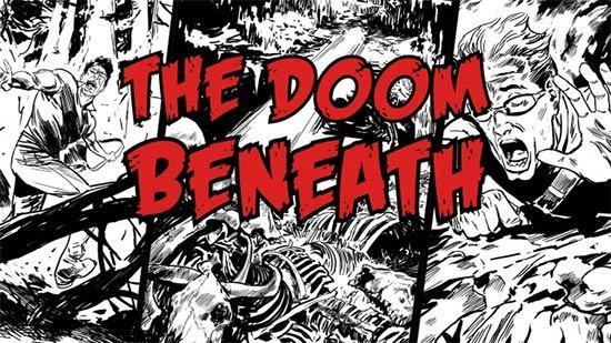 暴力美学漫画中的游戏 《末日之下》已上架