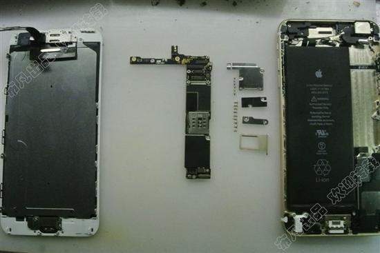 太牛了!把iPhone 6 Plus从16G手动升级到128G