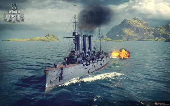 战舰世界小科普 钢铁传奇阿芙乐尔号巡洋舰