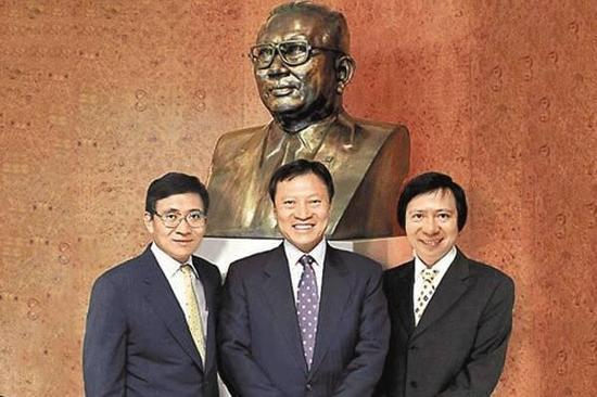 当今世界 24 大华人豪门,都是做什么生意的?