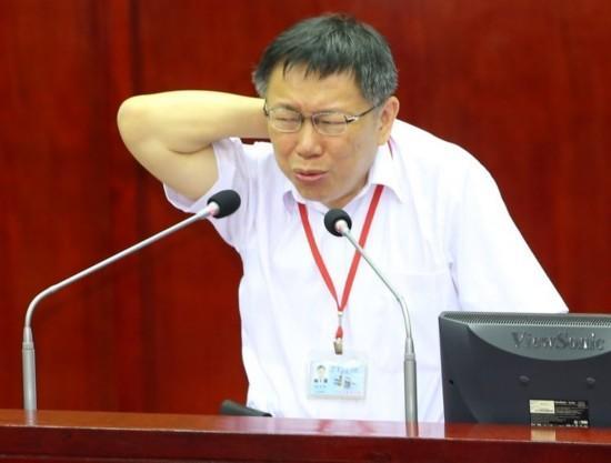 议员爆台北市政府1511人离职市长:快跑光了