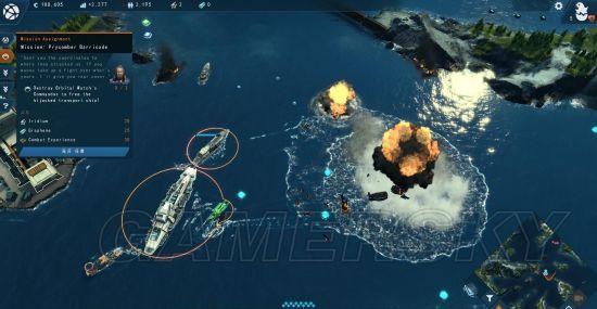 《纪元2205》全系统与战斗模式解析