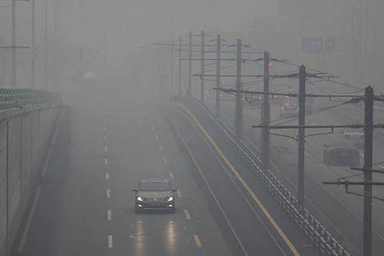 沈阳未来仍有雾霾重污染 启动橙色预警