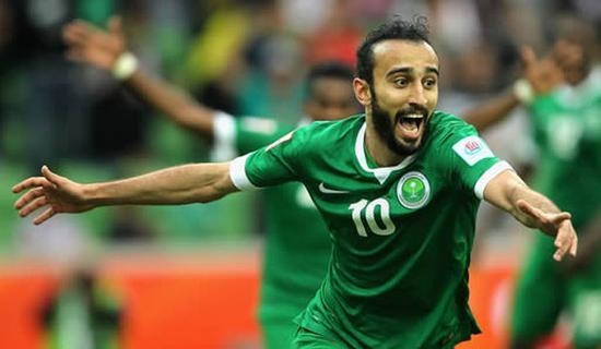 [世预赛]竞彩足球分析:巴勒斯坦vs沙特阿拉伯