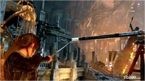 《古墓丽影:逃脱》全图文攻略女巫古墓丽影10攻略崛起密室攻略流程图片