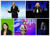 女人节:看科技公司女王们的烦恼