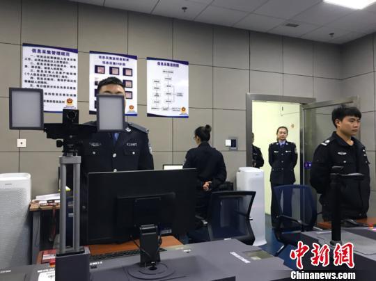 贵阳市公安局经济开发区分局智能化执法办案监督管理中心。