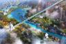 重庆首座5D玻璃桥