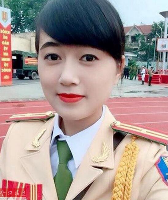 啥样_越南女兵长啥样