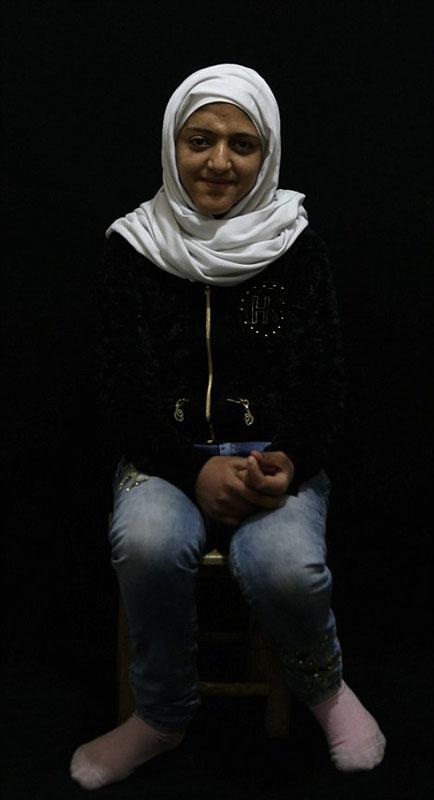 叙利亚内战受伤儿童照片令人心痛