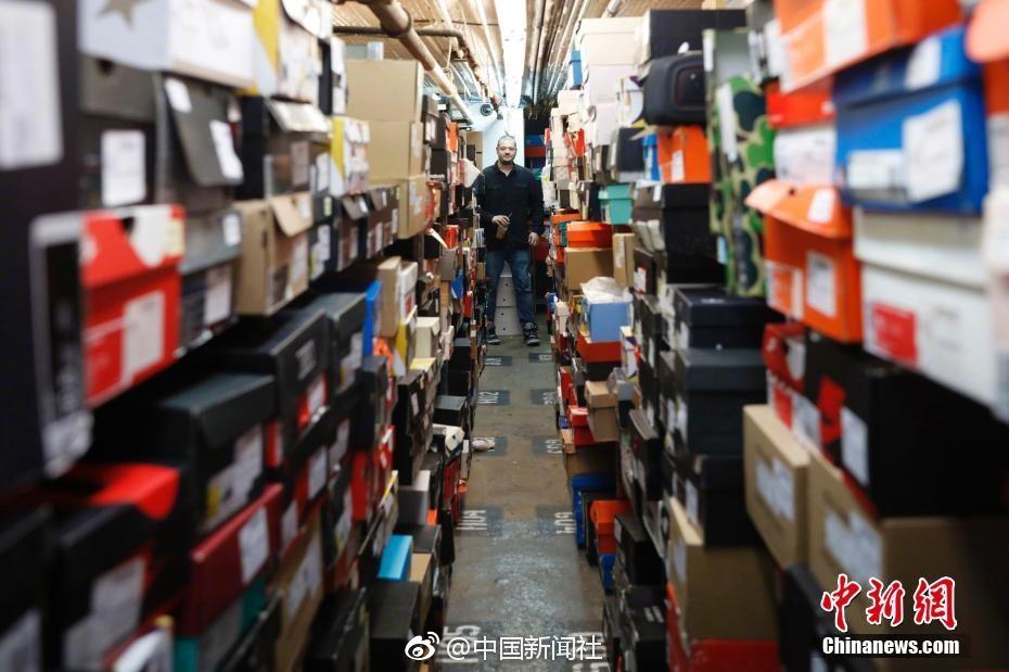 纽约淘宝洋卖家 每天向中国发货数百单(组图)