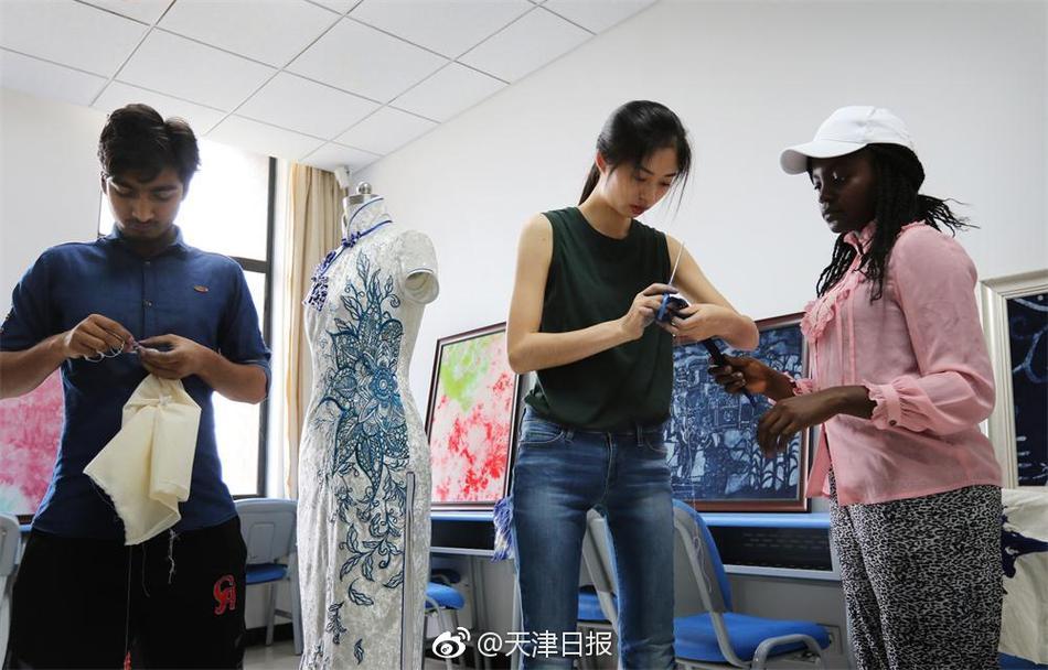 天津工业大学成立中华传统文化国际传播中心图片