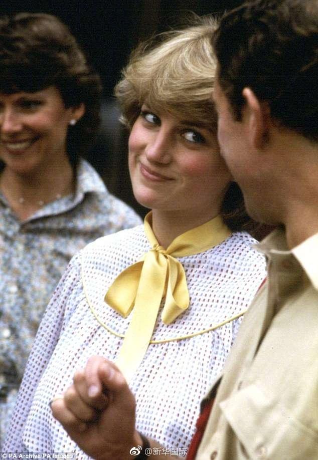 戴安娜王妃逝世20周年