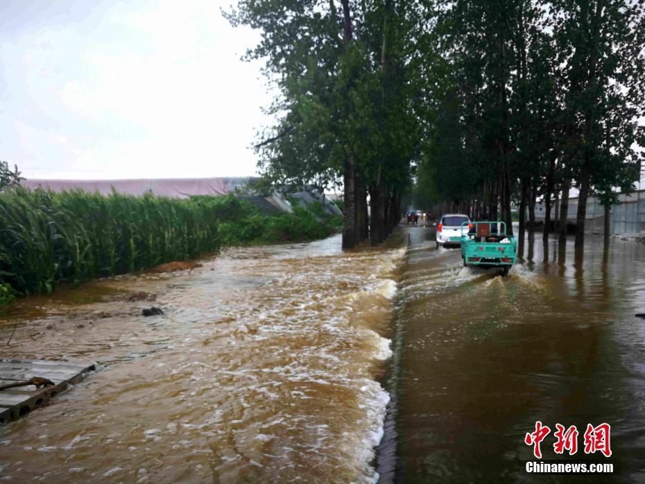 强降雨趋于停止 四川终止IV级防汛应急响应