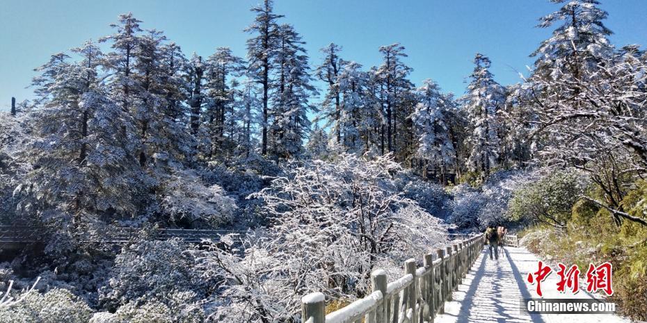 受降雪影响 全国131条高速135个路段道路封闭
