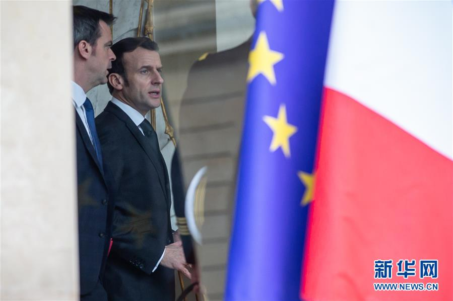 法国因新冠肺炎疫情从伊拉克撤军
