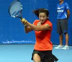 网球公开赛九江姑娘出局