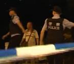 广州警方缉毒与毒贩枪战