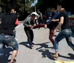 南昌死亡大学生家属被殴