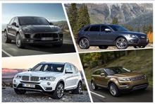 四款高性能豪华SUV推荐