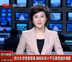 四川大学副校长被调查